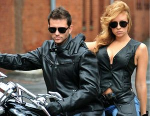 Ride with biker girl and date her for a love.
