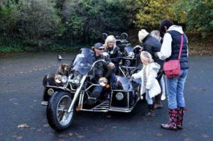 motorcycle family