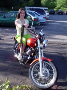 biker women dating